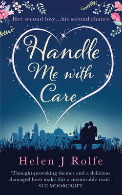 Picture of book cover for Handle Me with Care by Helen Rolfe