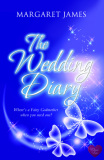 photo of romantic novel The Wedding Diary by Margaret James, published by Choc Lit, edited by Rachel Daven Skinner