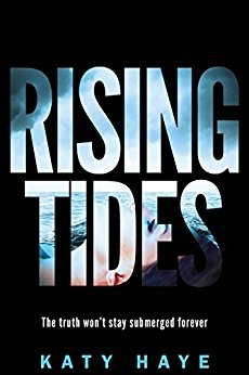 book cover for Rising Tides by Katy Haye