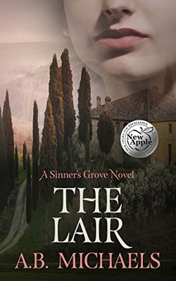book cover for The Lair by A.B. Michaels