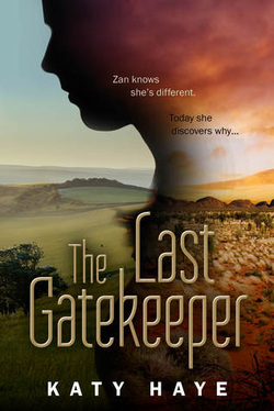 Picture of book cover for The Last Gatekeeper by Katy Haye