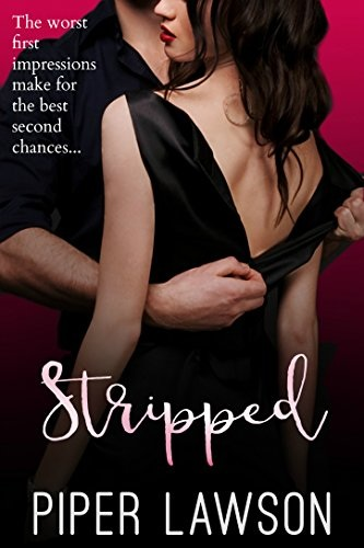 book cover for Stripped by Piper Lawson