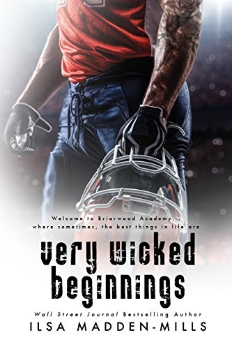 book cover for Very Wicked Beginnings by Ilsa Madden-Mills