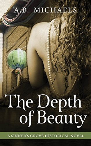 book cover for The Depth of Beauty by A.B. Michaels