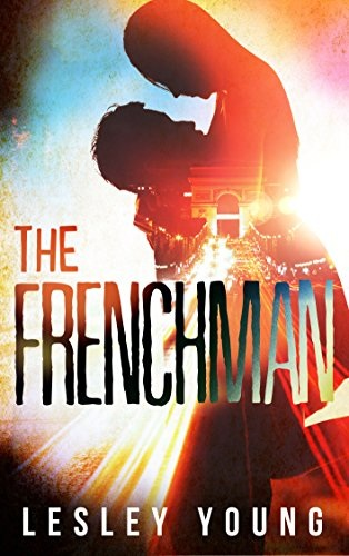 book cover for The Frenchman by Lesley Young