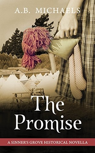 book cover for The Promise by A.B. Michaels